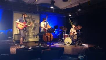 Jazzclub Schlot, 4.6.2018